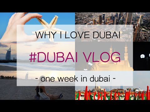WHY I LOVE DUBAI - Dubai Travel Guide #Littlediscoverygirl
