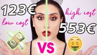 TRUCCHI COSTOSI 💰 vs TRUCCHI ECONOMICI 💸 Makeup Battle