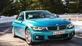 2018 BMW 440i Coupe Facelift - Review
