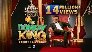 The Donkey King - Donkey Raja Remix   HD