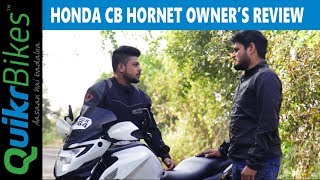 Honda CB Hornet Long Term Ownership Review | Pros and Cons