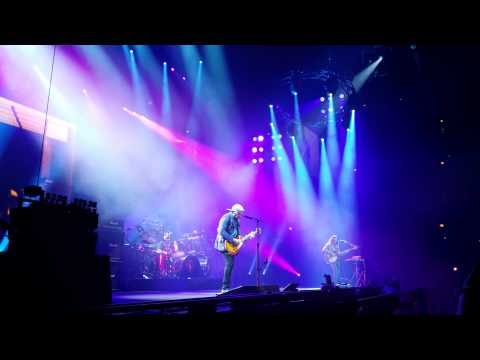 Rush - United Center, Chicago - June 12, 2015 - Closer To The Heart / Xanadu Intro