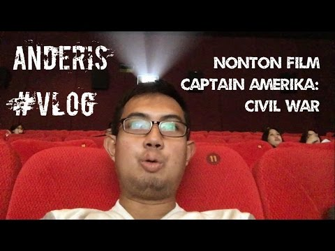 Nonton Premiere Film Captain America: Civil War di Mall Lotte Shopping Avenue