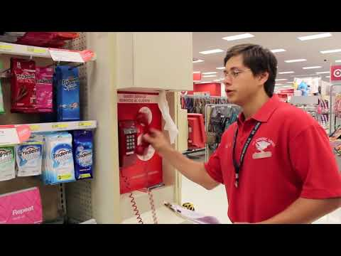 Target Sales Associate (First Day)