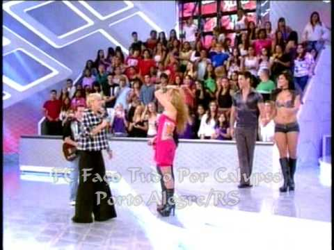 Banda Calypso no TV Xuxa  2ª Parte Music Videos