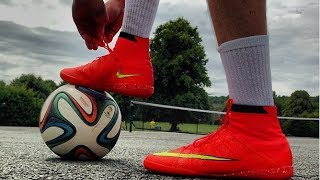 Nike Elastico Superfly 4 IC Test - www.FootballBoots.co.uk   Footballskills98