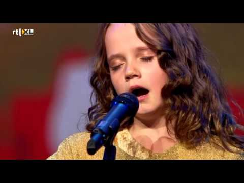 Amira (9) Verbijstert Iedereen Met Opera - Holland's Got Talent video