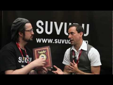 Craig Thompson Interview | SD Comic Con 2011