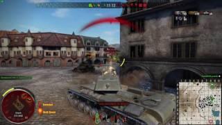 "World of Tanks (PS4) | Siegfried Line- KV-220 | ""Its my home"" | 10-kill Streak"