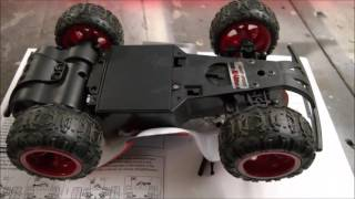 PXtoys 9602 RC buggy Speed Storm - a make up for HG P601