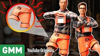 Testing the Sauna Pants