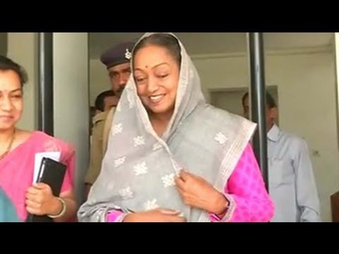 Not nervous at all, says Meira Kumar as Sasaram votes