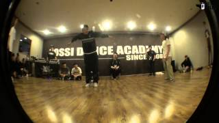 PRIDE OF POP&LOCK VOL 1 POPPIN SIDE quarterfinal (3) POPJJOO vs 허석양