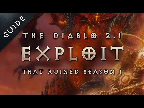 This exploit ruined Diablo 3 2.1 Season 1; 300 paragon levels in 4 hours