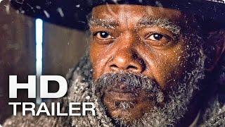 THE HATEFUL EIGHT Exklusiv Trailer 2 German Deutsch (2016)
