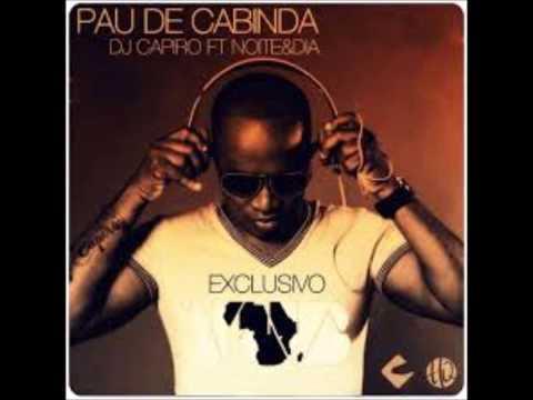 DJ Kapiro & Renato Xtrova Feat. Noite & Dia - Pau de Cabinda (Original Mix)