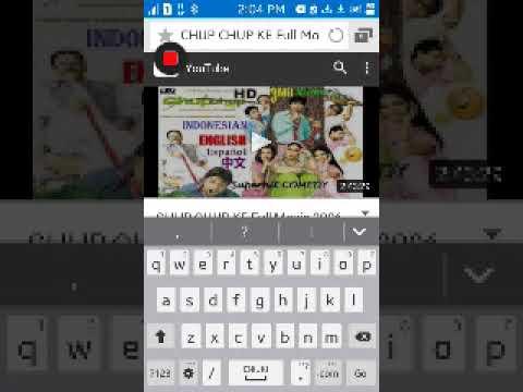 How To Download Chup Chup Ke Full Movie In HD