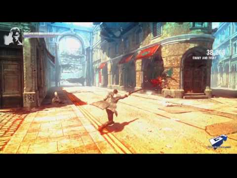 DmC: Devil May Cry - E3 2012: All Access Interview HD