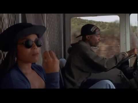 Janet Jackson & Tupac Shakur fighting