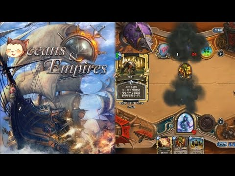 [RoofTopCAT LIVE] Oceans And Empires / Hearthstone / Game broadcast 11/30(Tue)