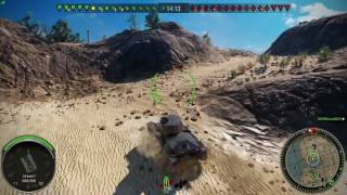 World of Tanks PS4 #04