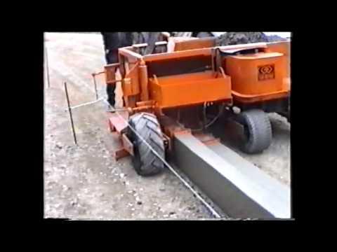 lil bubba epc curb machine
