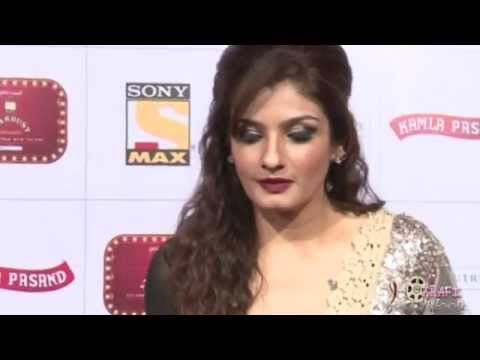 Raveena Tandon Hot Bride Tonight video