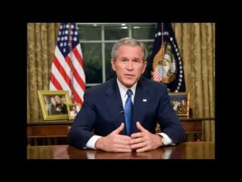 George W. Bush Radio Address Parody - Nuclear North Korea - Oct 14th 2006