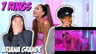 RAP GOD?! | ARIANA GRANDE - 7 RINGS | MUSIC VIDEO REACTION