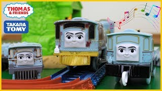 THOMAS AND FRIENDS TRACKMASTER/ PLARAIL RINGING LEXI Journey Beyond Sodor TOY TRAINS FOR KIDS