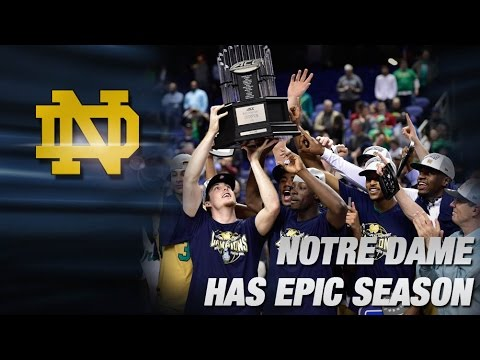A Look Back at Notre Dame's Amazing 2014-15 Season