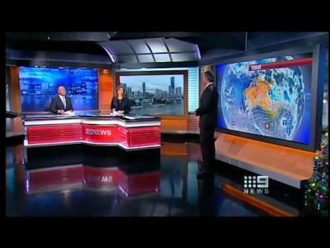 Nine News Queensland (5.12.2011)