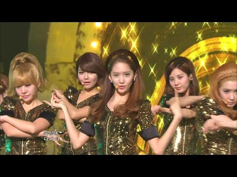 【tvpp】snsd - Hoot, 소녀시대 - 훗  Show Music Core Live video