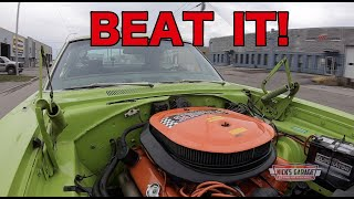 Killer 1970 Dodge Falls Apart - This Is Why I Test Drive Them!