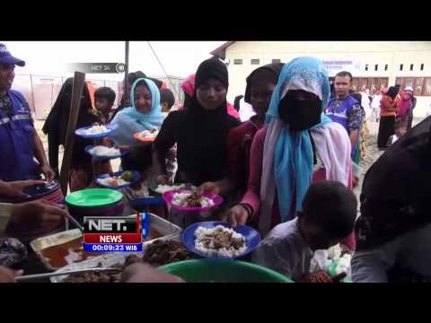 Pengungsi Rohingya Antusias Jalani Puasa di Aceh - NET24