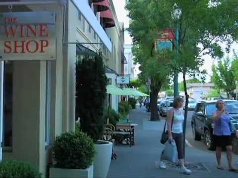City of Healdsburg, CA Featured on Today in America