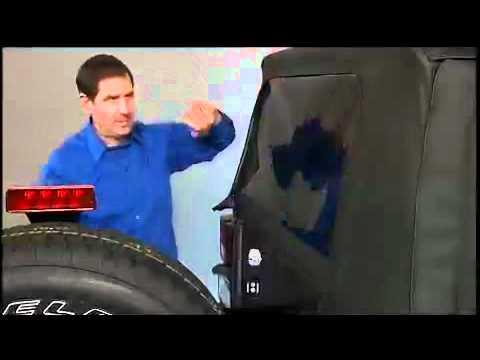 Wrangler Rear Window 2011 Jeep Wrangler | Rear