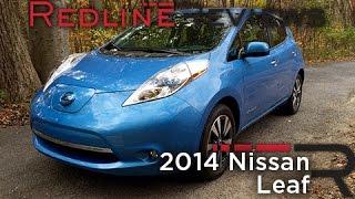 2014 Nissan Leaf – Redline: Review