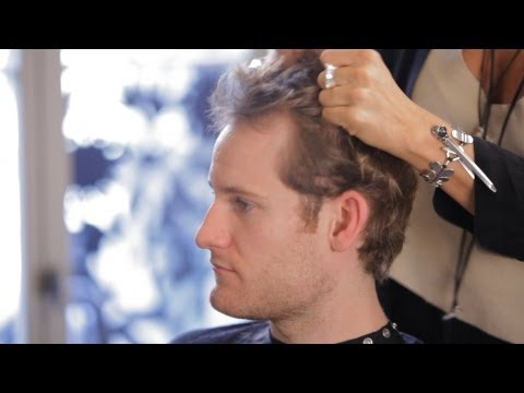 How to Hide Thinning Hair | Hairstyles for Men