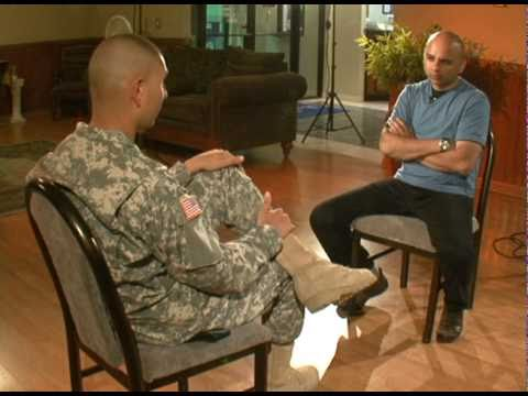 An American Soldier, Who Happens To Be Muslim - Urdu Documentary video
