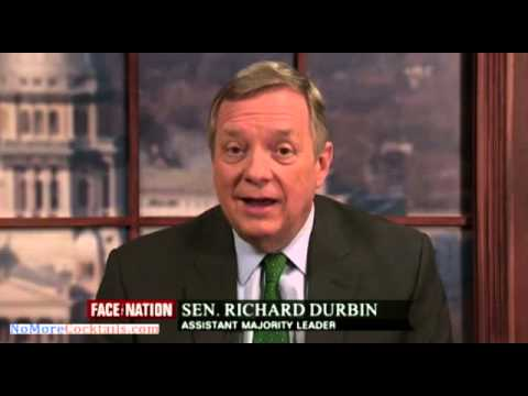 Dick Durbin falsely claims that 10 Million Americans have health insurance today thanks to Obamacare