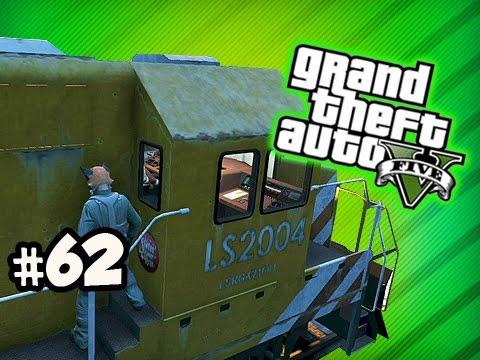 Train Ride From Hell - Grand Theft Auto 5 Online Ep.62 video