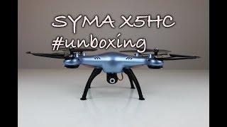 Syma X5HC - Unboxing a představení dronu Syma X5HC