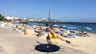 Ibiza Pole Dance Camp