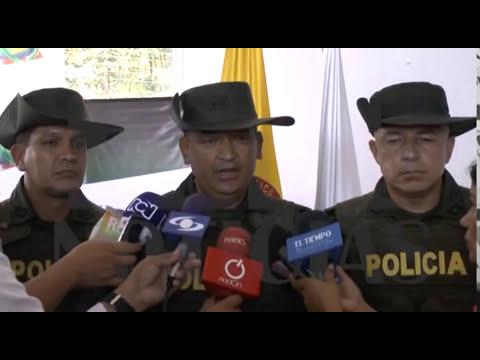 """GOLPE A BANDA DELINCUENCIAL AL SERVICIO DEL NARCOTRÁFICO """"LA COSTRU"""" EN EL PUTUMAYO."""