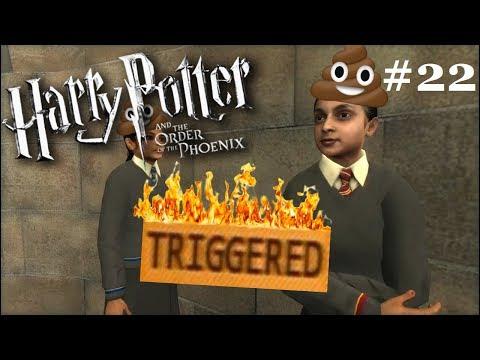die siamesischen Zwillinge gehen mir auf den Sack 😠  Harry Potter und der Orden des Phönix 22