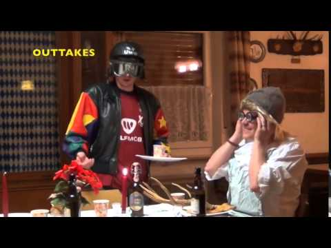 Xxuwe - Outtakes Dinner For One (jeds Johr Is Selbe Gschmarre) video