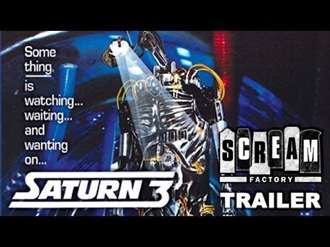 Theatrical Trailer - Saturn 3 (1980)
