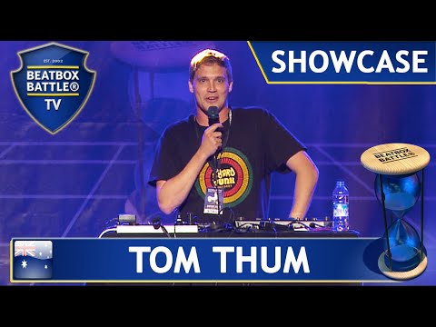 Tom Thum from Australia - Showcase - Beatbox Battle TV
