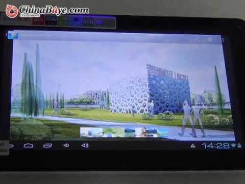 Ployer MOMO9 Enhanced III  Allwiner A13 Cortex A8 WIFI Camera MID Tablet